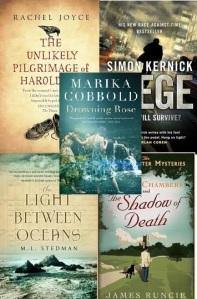 Jo's Books 2012 - 1