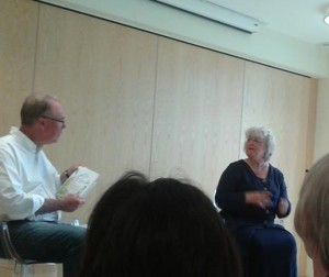 Katie Fforde & Guy Pringle